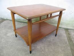 100 Retro High Chairs End Table Mid Century Modern Tables Step Two Tier Vintage