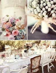 Image Of Vintage Wedding Table Decor Interest