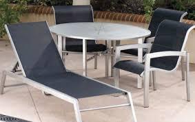 Aluminum pool furniture MPS Direct