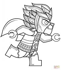 Lego Chima Coloring Pages Free Printable Tags