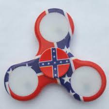 confederate flag fidget spinner dl grandeurs confederate rebel