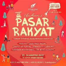 17 Agustus 2019 Poster HHRMA Job Career Bali