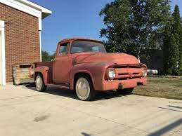1956 Ford Pickup For Sale | ClassicCars.com | CC-1130671 Ford F100 Project For Sale 1965 Ford 44 Great Or Parts Milk Mans 1956 Panel Van Wicked Affordable Rare Truck Sale American 56 Classiccarscom Cc1102396 Pickup Big Back Window Truck Original V8 Fordomatic Ford Chopped Pro Street Pickup Tube Chassis Pick Up Custom Street Rod For Sale Youtube Hennessey Velociraptor 6x6 Performance Bsi X100 Boasts Classic Fseries Looks Coyote Power Cc1130671
