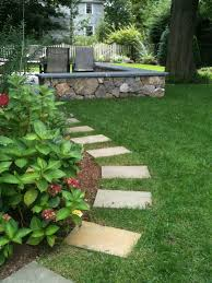 Walkways And Paths In The Garden Garden With Tropical Plants And Stepping Stones Good Time To How Lay Howtos Diy Bystep Itructions For Making Modern Front Yard Designs Ideas Best Design On Pinterest Backyard Japanese Garden Narrow Yard Part 1 Of 4 Outdoor For Gallery Bedrock Landscape Llc Creative Landscaping Idea Small Stone Affordable Path Family Hdyman Walkways Pavers Backyard Stepping Stone Lkway Path Make Your