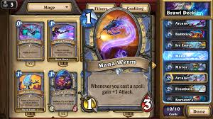 Control Priest Deck 2017 by Hearthstone Tavern Brawl Spellbook Duel Best Deck To Use Powerup