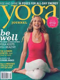 Yoga Journal Magazine Logo