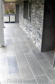grey slate floor tiles from stonecontact