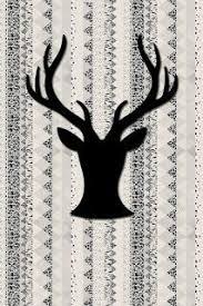 DLOLLEYSHELP 10 Pattern Deer IPhone Wallpaper