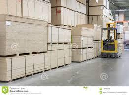 100 Warehouse Houses Forklift Loader Pallet Building Materials Logistics