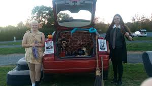 "Harry Potter Themed ""Trunk-or-Treat"" Ideas 