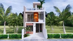 104 Home Designes Designs 5x10 Meter 17x33 Feet 2 Beds Pro Decors