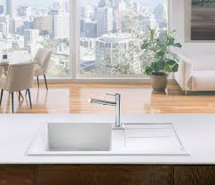 Blanco Silgranit Sinks Colors by Best And Cool Corner Kitchen Sink For Clean Home