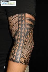 Sleeve Tattoo Designs Maori Polynesian Half