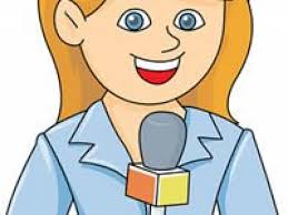Journalist Clipart News Reporter 5