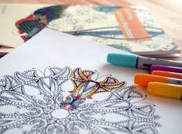 Colouring Books Are Gaining In Popularity With Adults