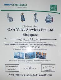 Dresser Masoneilan Pressure Regulator by Certificates U0026 Licenses Exion Asia
