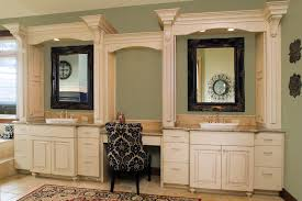 Huntwood Cabinets Arctic Grey by French Country Custom Cabinets