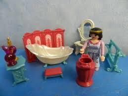 details zu königliches badezimmer zu traumschloss prinzessin 5142 6848 playmobil 5561