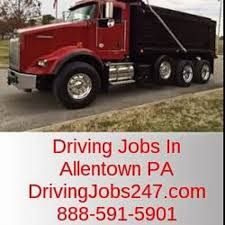 100 Truck Driving Jobs In Pa Allentown PA 247com 8885915901