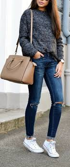 100 Fall Winter Fashion Outfits For 2017