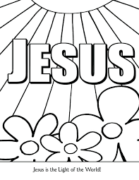 Outstanding Spanish Bible Coloring Pages Online Light Of The World Poster Christian Resources For School Kids