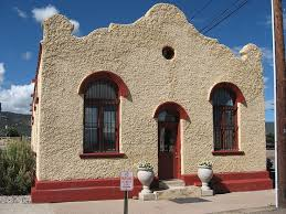 This Is The Old Wells Fargo Express Company In Raton N Built Spanish Missions Revival Style Of Architecture