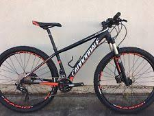 Cannondale Aluminum Flat Bar Mountain Bikes