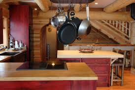 Kitchen Ideas For Log Homes Rustic
