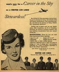 United Air Lines Stewardess Job Apply Now For A Career In The Sky As