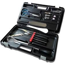 malette couteaux de cuisine professionnel malette 15 couteaux et ustensiles professionnel achat vente
