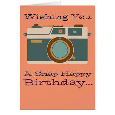Happy Birthday to grapher graphy Lover Card