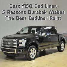 Best Bed Liner Paint Archives – Durabak pany