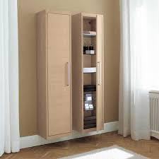 Tall Corner Bathroom Linen Cabinet by Bathroom Linen Cabinets Cream