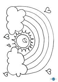 Sunflower Coloring Pages Printable Medium Size Of Free Simple Page Image Images Big