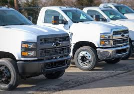 100 Kodiak Trucks 2019 Chevrolet Silverado 4500 Medium Duty Truck GM Authority