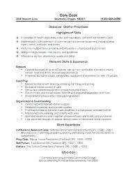 Awesome Collection Of Fast Food Manager Resume Sample Great Restaurant Samples