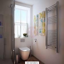 TekoPlus Bathroom CGI On Student Show