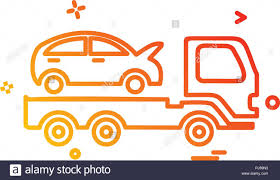100 Tow Truck Insurance Auto Insurance Car Tow Truck Icon Vector Design Stock Vector Art