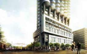 100 Pontarini Gallery Of Icon Claridge Homes Proposal Hariri