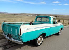 1963 Ford F100 Custom Cab Unibody For Sale #1816177 | Hemmings ... 1963 Ford F100 Youtube For Sale On Classiccarscom Hot Rod Network Stock Step Side Pickup Ideas Pinterest F250 Truck 488cube Blown Ford Truck Street Machine To 1965 Feature 44 Classic Rollections Classics Autotrader
