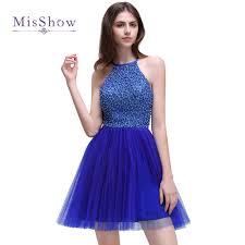online get cheap short prom dress with bodice aliexpress com