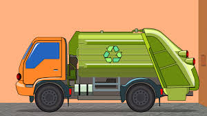 Garbage Truck | Formation And Uses - YouTube