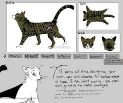 cat creator best 25 warrior cat creator ideas on