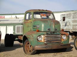 Ford Cabover Trucks | 51 Ford F-6 Cabover Truck | Ol Trucks ...