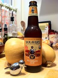 Night Owl Pumpkin Ale Clone by Pumpkin Marisa Eats
