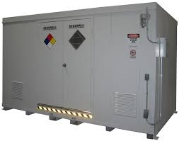 securall buildings lockers chemical storage buildings