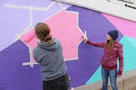 Underpass Painting So Gnar Denver Street Artists Cori Anderson 303 Magazine