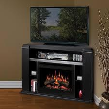 Southern Enterprises Redden Corner Electric Fireplace Tv by Corner Electric Fireplace Entertainment Center Interior Design