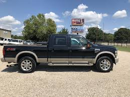Ford F-250 4x4 King Ranch Fx4 Crewcabs For Sale In Greenville, TX 75402