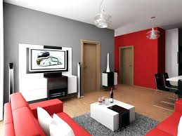 Urban Rustic Living Room Ideas Small In Red For